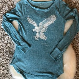 American Eagle Soft & Sexy Tee, XS